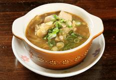 とりいち伊勢店サイドメニュー「麻辣スープ」